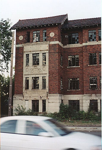 Gary, Indiana - Mahencha Apartment