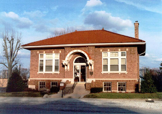 Boone Co. - Thorntown Public Library