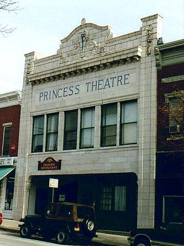 Princess Theatre Bloomington, Indiana