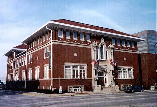 Independent Turnverein, Public Buildings of Indianapolis Indiana