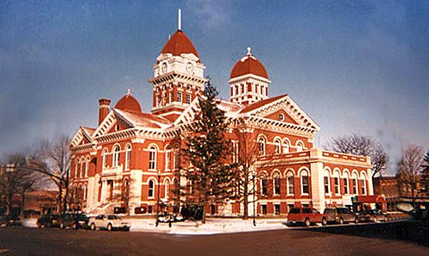 Crown Point Courthouse, Crown Point, Indiana