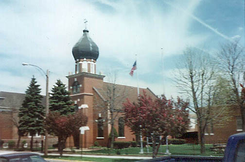 St. George Serbian Orthodox Church - East Chicago