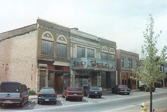 East Chicago Garden Theatre - Neoclassical