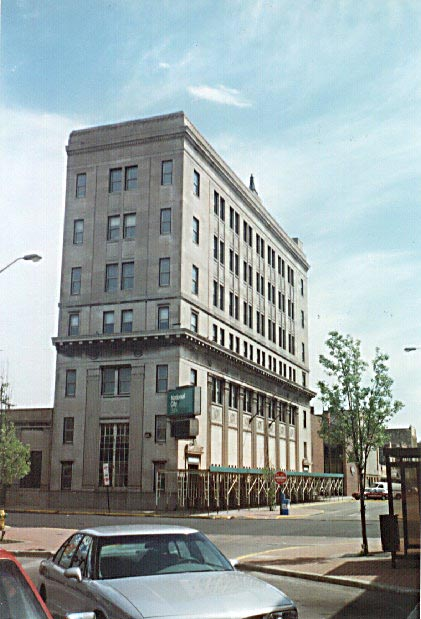 East Chicago -U.S. National Bank - Neoclassical