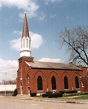 Landmarks of Evansville, Indiana - Public Buildings - Gothic Revival