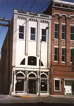 210 N. Main Building, Kokomo Indiana