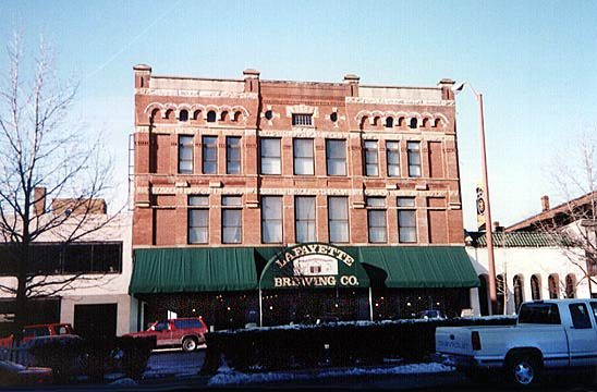 Lafayette, Indiana - Carnahan-Ross-Kaplan Building