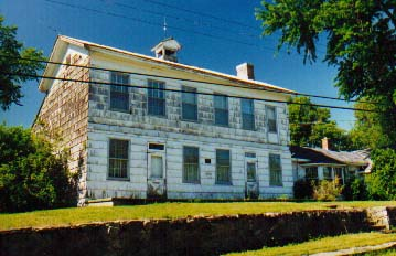 Marshall County Indiana -old Allegheny House